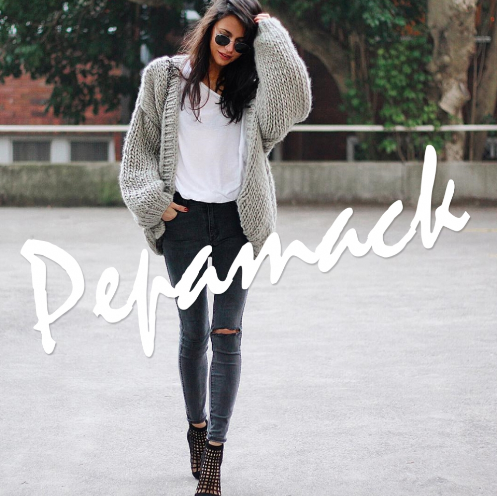 Pepamack - fashion inspiration from instagram