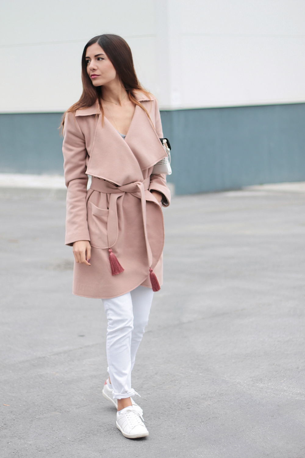 New coat - pastel mode
