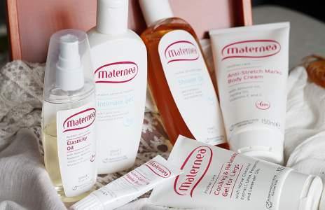 Maternea - козметична грижа по време на бременността