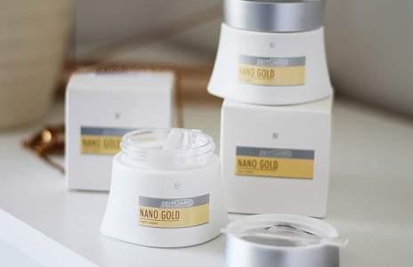 Nano Gold от LR козметика - дневен и нощен крем