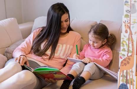11 активности с дете (2г и 3 мес), когато сме цял ден вкъщи