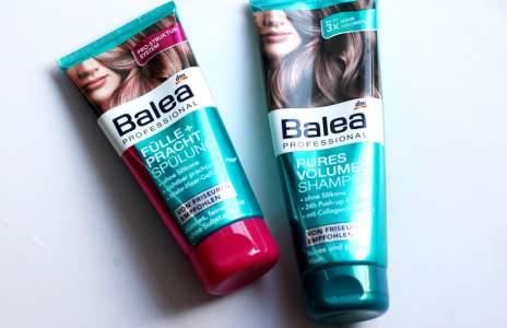 Balea Professional шампоан за обем и балсам за плътност и разкош