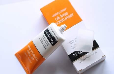 Хидратиращ крем Neutrogena Visibly Clear oil-free